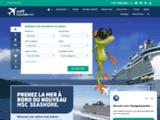 Voyagez vers une destination de vacances avec l'agence de Voyage Aquarelle