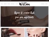 Wild Son's - Achat de bijoux et bagues en argent en ligne