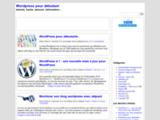 Utiliser Wordpress lorsque on est débutant