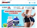 Xtremfit.com, produits de nutrition pour la musculation et le fitness